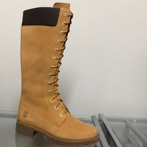 TIMBERLAND KNEE HIGH SIZE 10